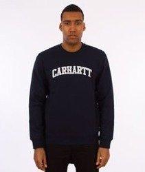Carhartt-Yale Sweatshirt Bluza Navy/White