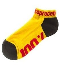 Stoprocent-100 Skarpetki Yellow/Black