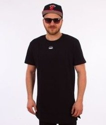 Stoprocent-100proc Long T-Shirt Czarny