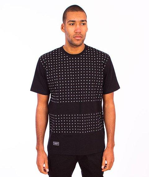 Backyard Cartel-Paisley T-Shirt  Black