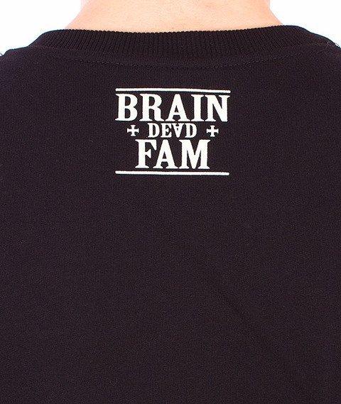 Brain Dead Familia-Face Bluza Czarna