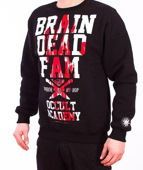 Brain Dead Familia-Occult Academy Bluza Czarna/Blood