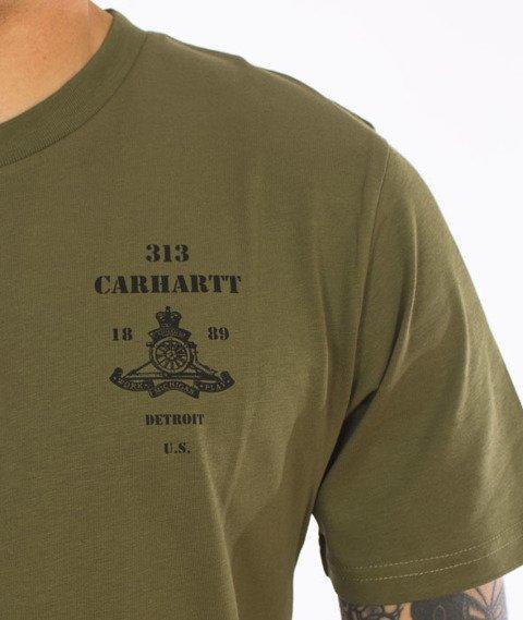 Carhartt-Artillery T-Shirt Rover Green