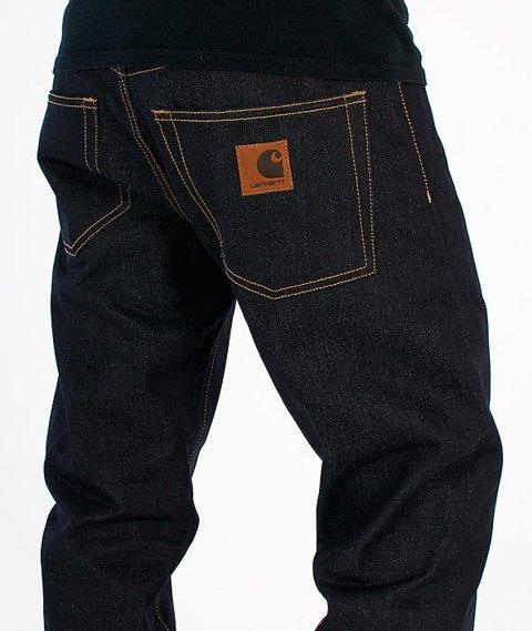 Carhartt-Klondike Pant II Blue Rigid