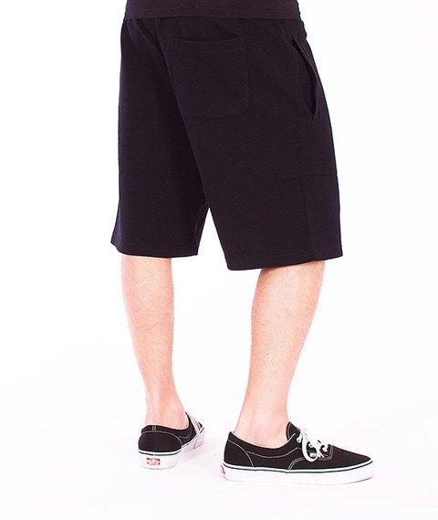 Carhartt WIP-College Sweat Short  Black/White