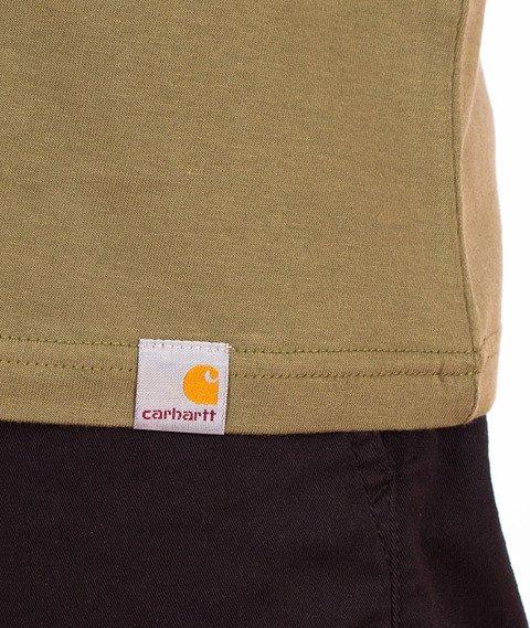 Carhartt WIP-Duck Army T-Shirt Bog/Multicolor