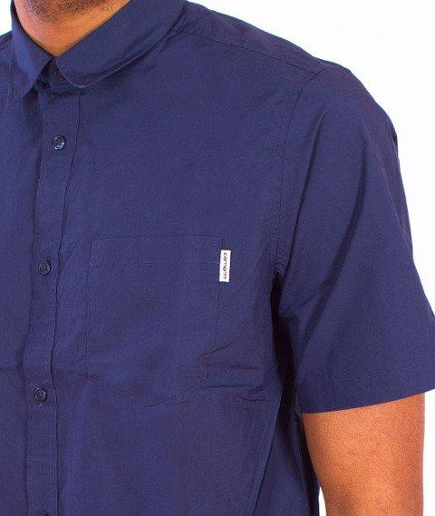 Carhartt WIP-Wesley Shirt Blue