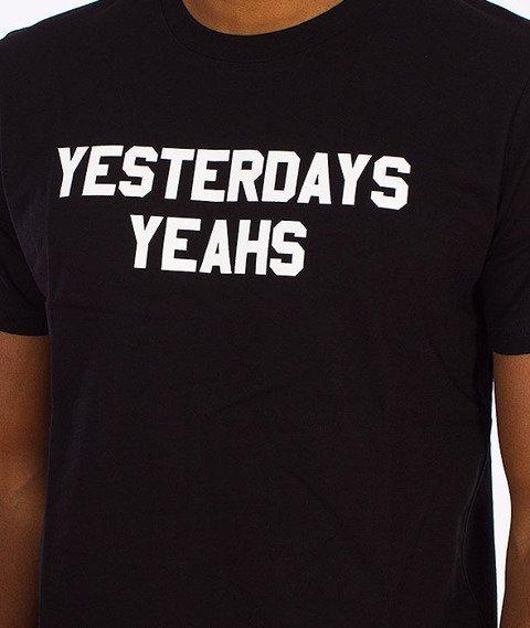 Carhartt-Yesterdays T-Shirt Black