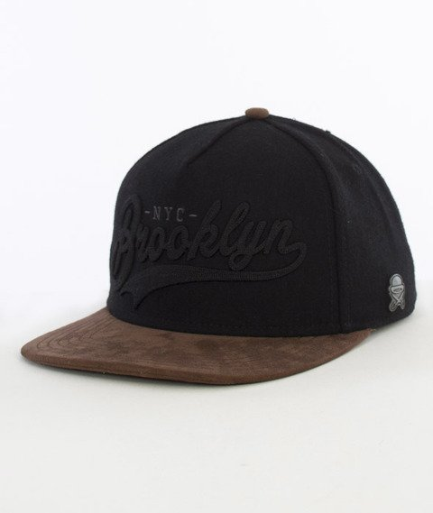 Cayler & Sons-Fastball Cap Snapback Black/Brown