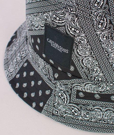 Cayler & Sons-Paiz Bucket Hat Black/White