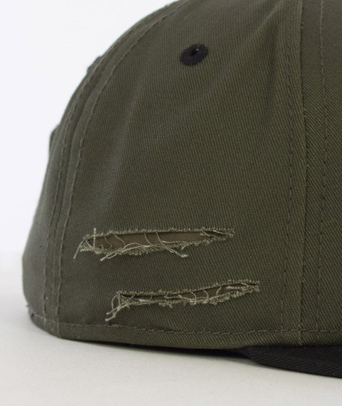 Cayler & Sons-Rebel Cap Snapback Olive/Black/Woodland