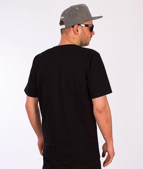 Chada-AS T-Shirt Czarny