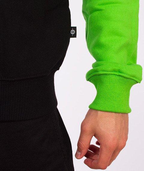 Chada-Koleżka Bluza Czarna/Zielona