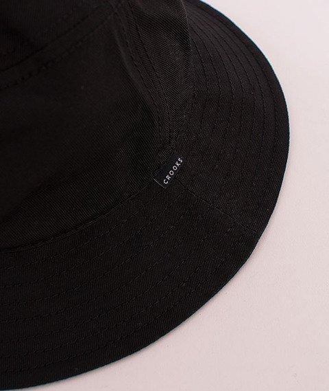 Crooks & Castles Team Crooks Bucket Hat Black