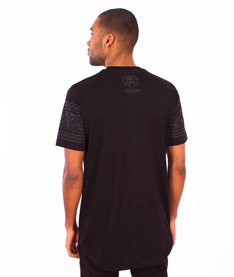 DIIL-Bandana DG Long T-shirt Czarny/Czarny