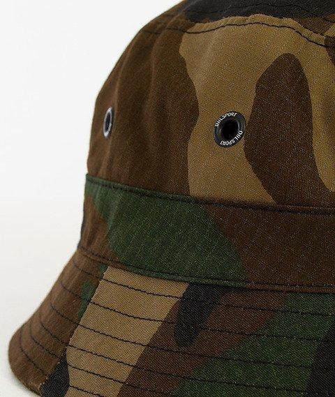 DIIL-Diil No1 Bucket Hat Camo
