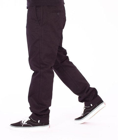 Dickies-873 Slim Straight Pant Black