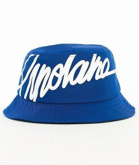 El Polako-Champion Bucket Hat Niebieski