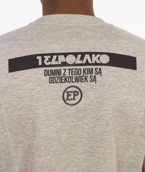 El Polako-Dumni Z Tego  Bluza Szara