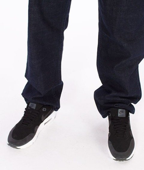 El Polako-Elpo OX Regular Jeans Ciemne Spranie