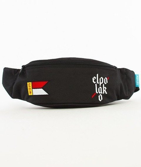 El Polako-Flag Street Bag Nerka Czarna