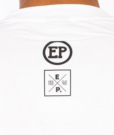 El Polako-Góry T-Shirt Biały/Multikolor