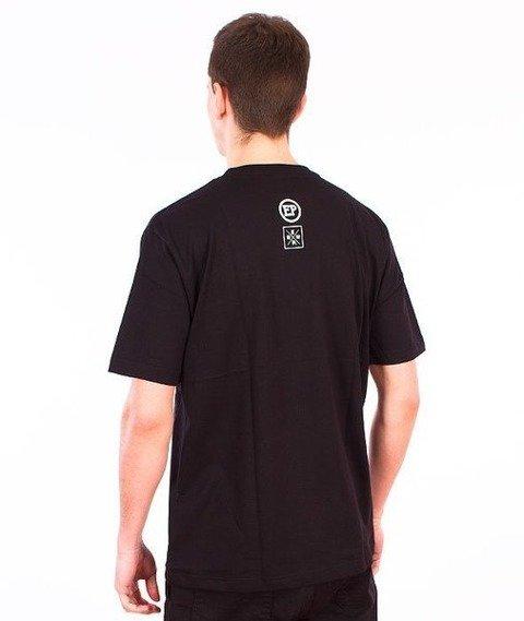 El Polako-Mad T-Shirt Czarny/Multikolor