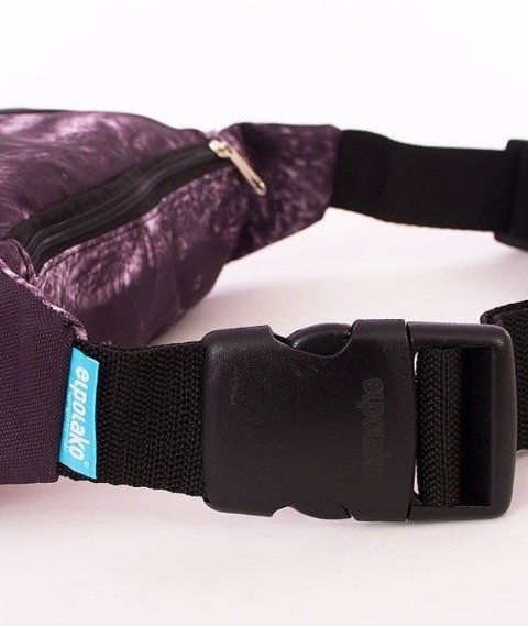 El Polako-Wild Eyes Gorilla Street  Bag Multikolor