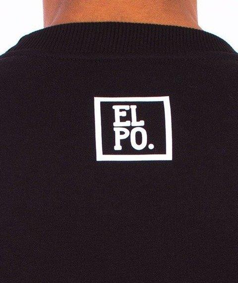 El Polako-Żywioły Bluza Czarna/Multikolor