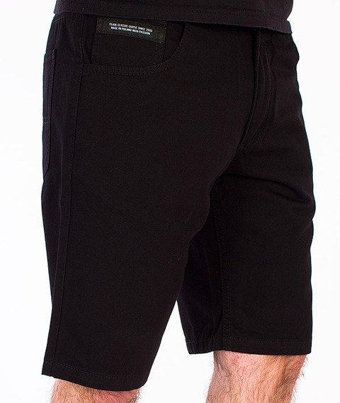 Elade-Icon Krótkie Spodnie Czarne