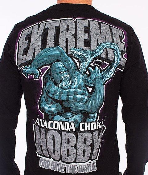 Extreme Hobby-Anaconda Choke Longsleeve Czarny