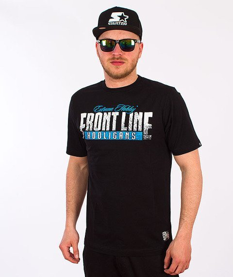 Extreme Hobby-Front Line T-shirt Czarny