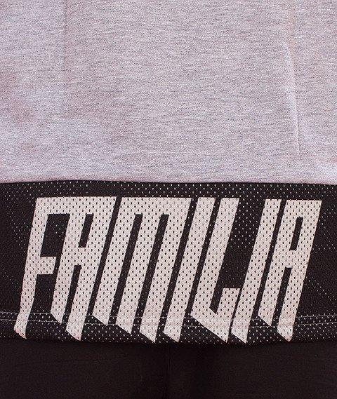 Familia Wear-Granat Dym T-Shirt Szary