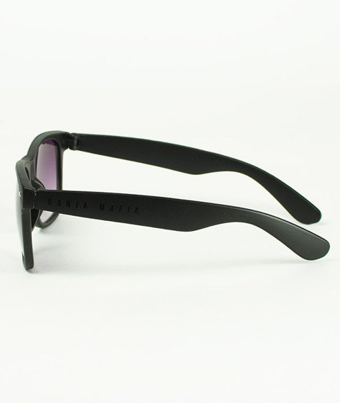 Ganja Mafia-GM Okulary Transparent
