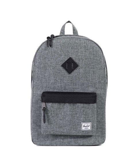Herschel-Heritage Backpack Raven Cross [10007-00919]