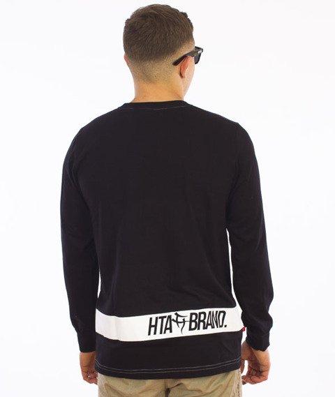 Hipotonia-HTA Brand Longsleeve Czarny