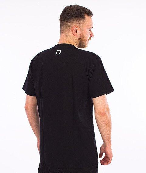 IAM. CLOTHES-Kieszonka T-shirt Czarny