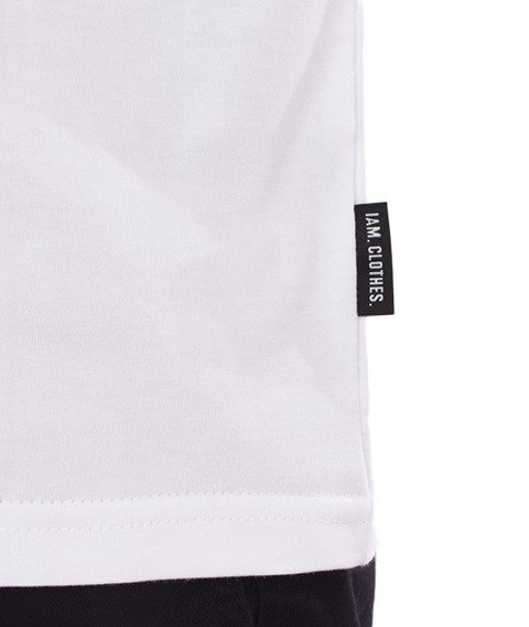 IAM. CLOTHES-Okładka T-shirt Biały
