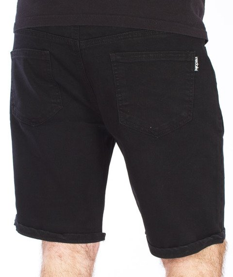 Iriedaily-Slim Short 2 Denim Black