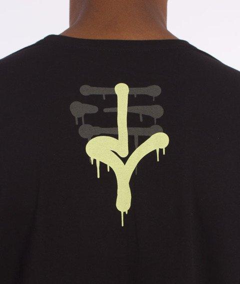 JWP-Crew T-shirt Czarny