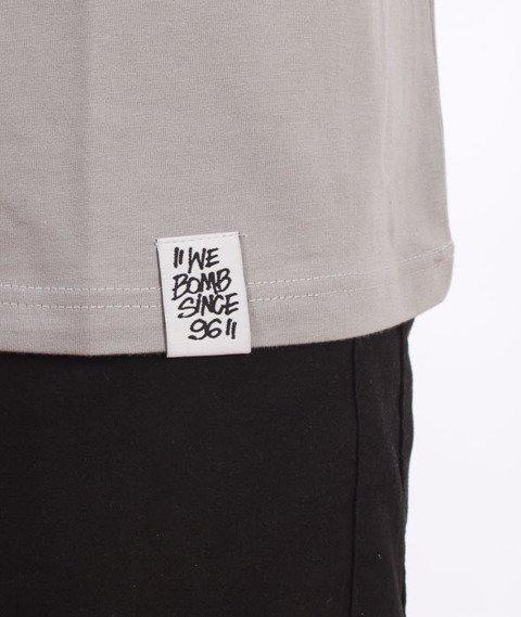 JWP-FNR Train T-shirt Szary