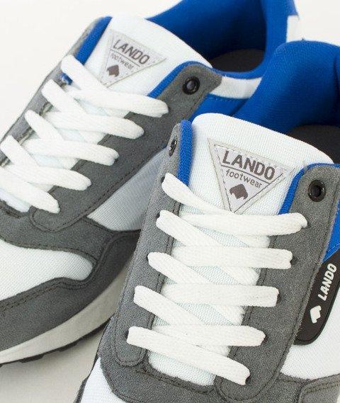 Lando-STARTER LDS-100WHT + GREY White/Grey