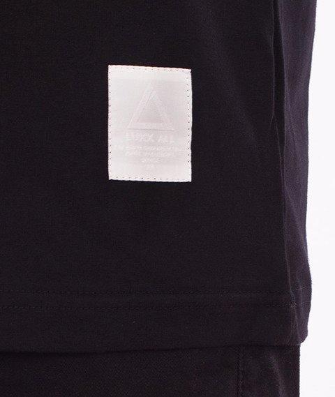 LuxxAll-Benjamin T-Shirt Czarny
