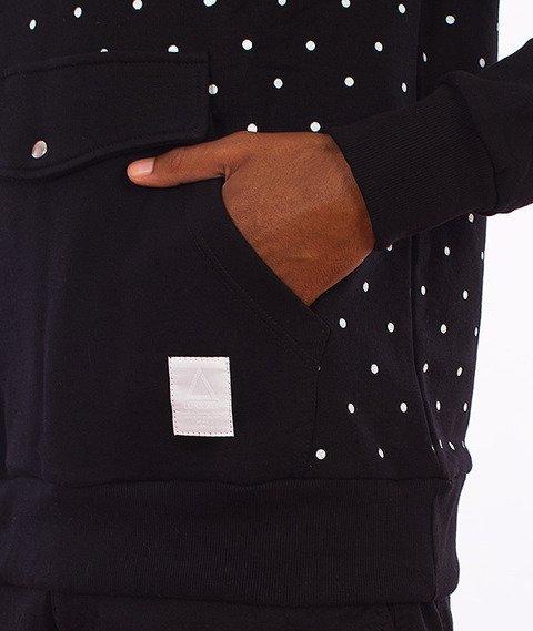 LuxxAll-Frontin Bluza Z Kapturem Czarna