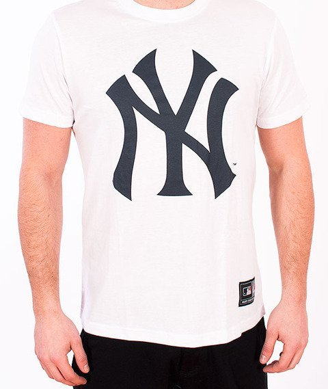 Majestic-New York Yankees T-shirt White