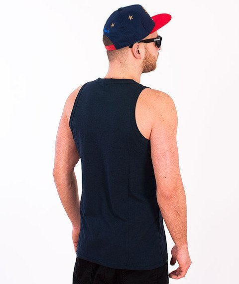 Majestic-New York Yankees Tank-Top Navy