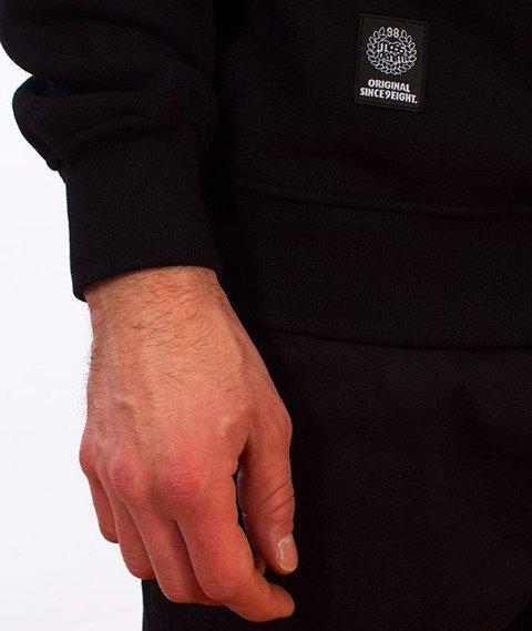 Mass-Base Crewneck Bluza Czarna