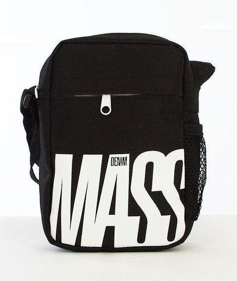 Mass-Outsized Small Bag Czarny