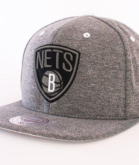 Mitchell & Ness-Broad ST 2.0. Brooklyn Nets Snapback VP91Z
