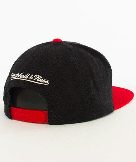 Mitchell & Ness-Chicago Blackhawks Snapback EU956 Black/Red